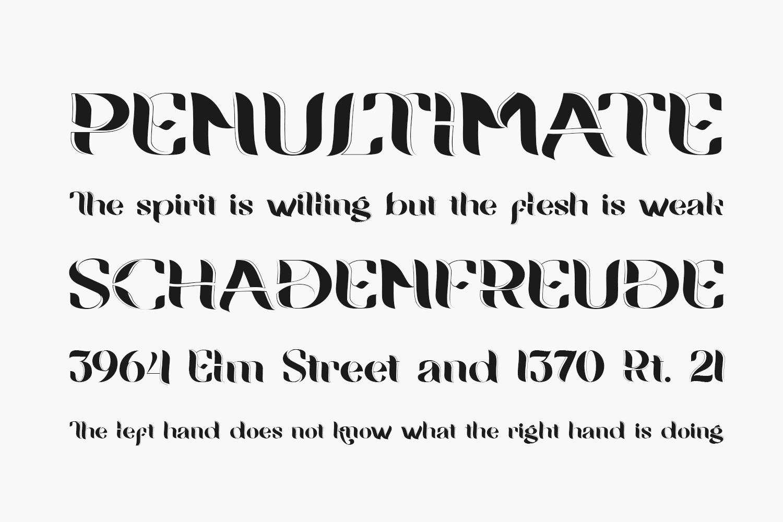 Raugi Free Font