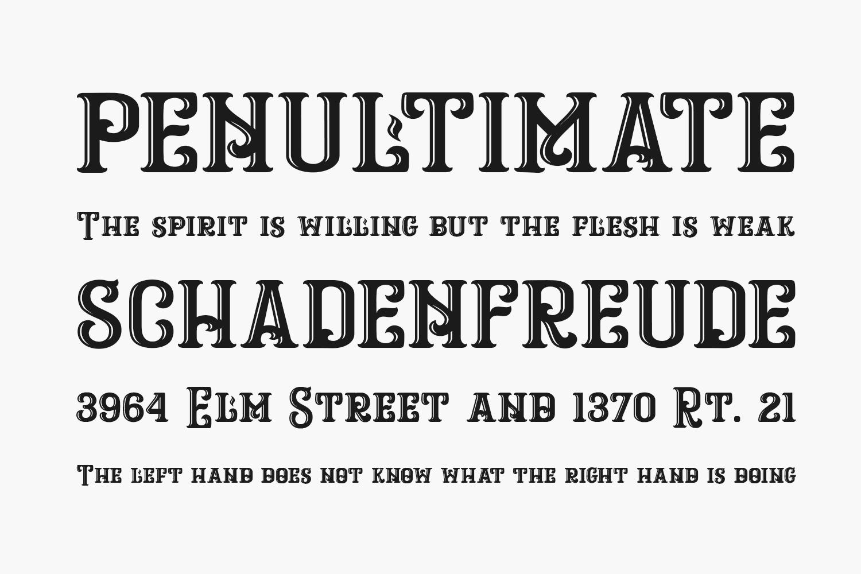 Ropstone Free Font
