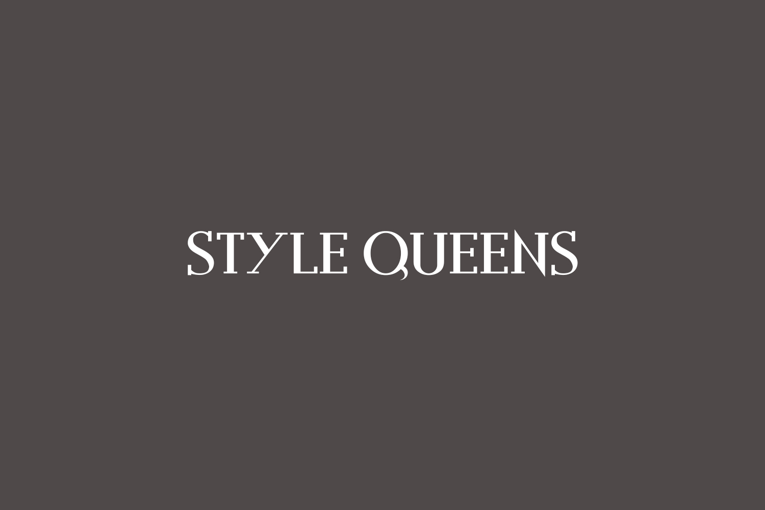 Style Queens Free Font