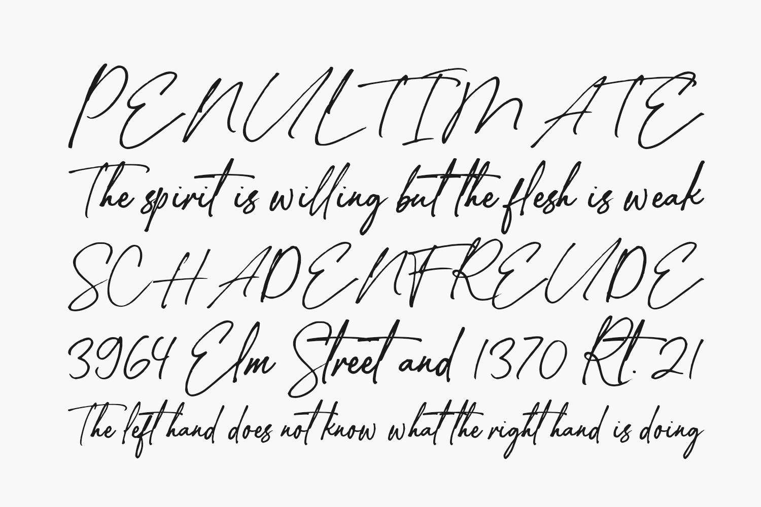 Styled Bright Free Font