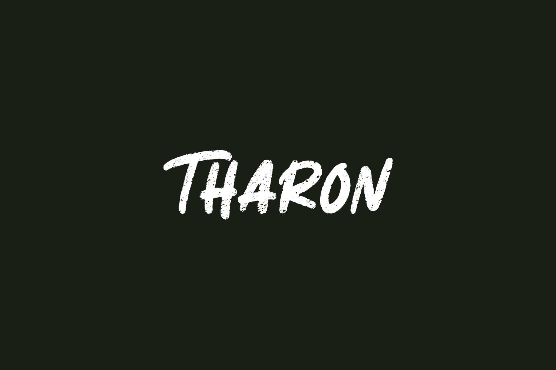 Tharon Free Font