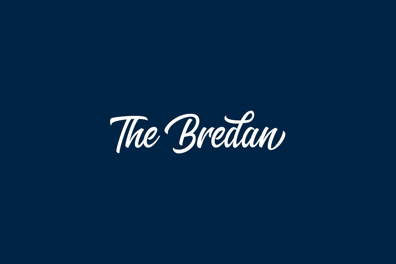 The Bredan Free Font