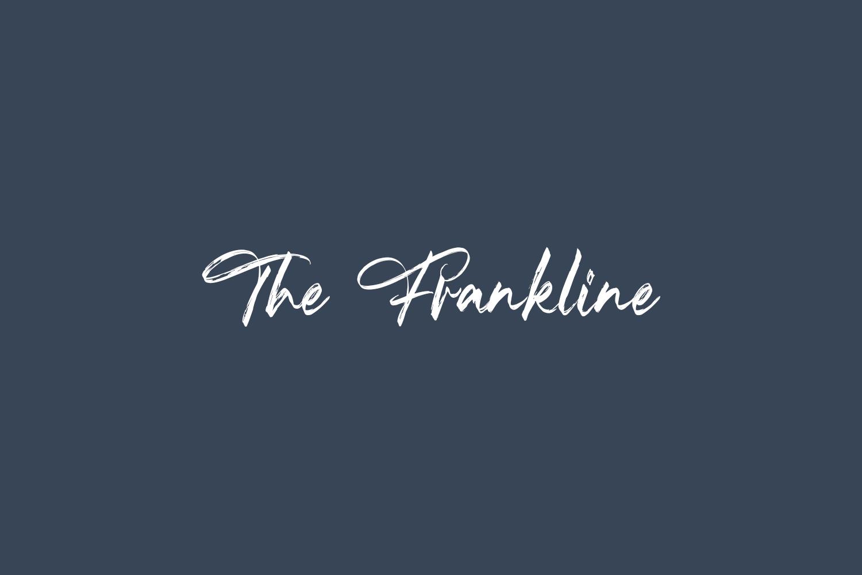 The Frankline Free Font