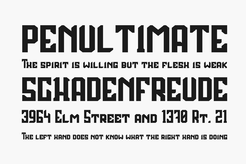 Theroar Free Font