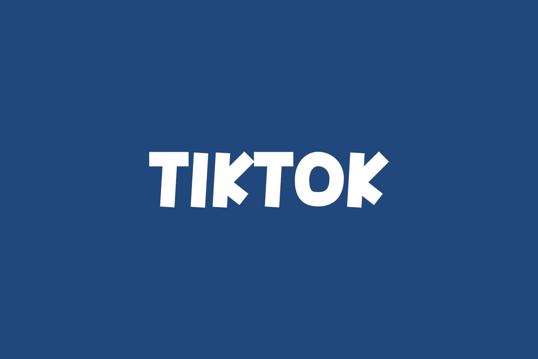 Tiktok Free Font