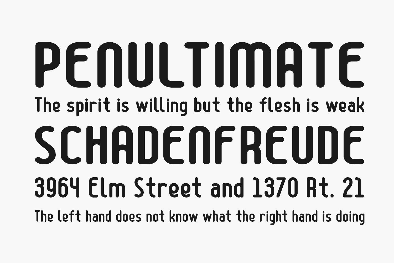 Bold Year Free Font