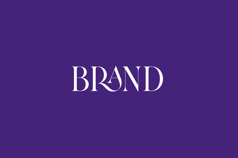 Brand Free Font