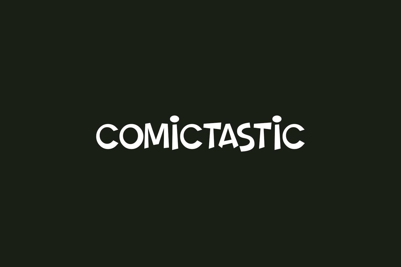 Comictastic Free Font