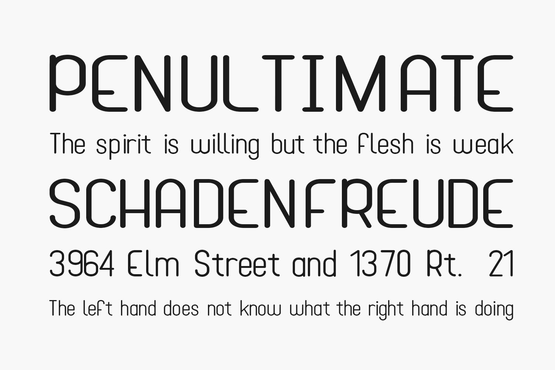 Cona Free Font