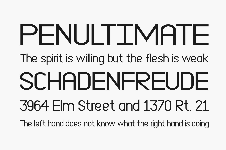 Dominate Free Font