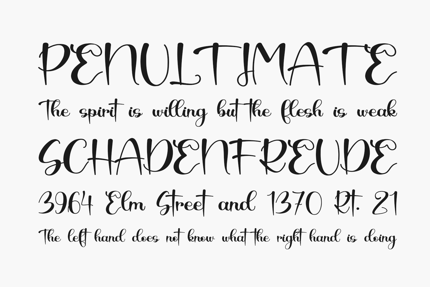 Easter Story Free Font