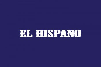 El Hispano Free Font