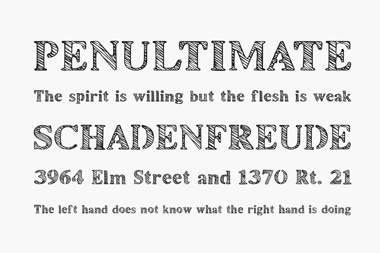 Fegan Free Font
