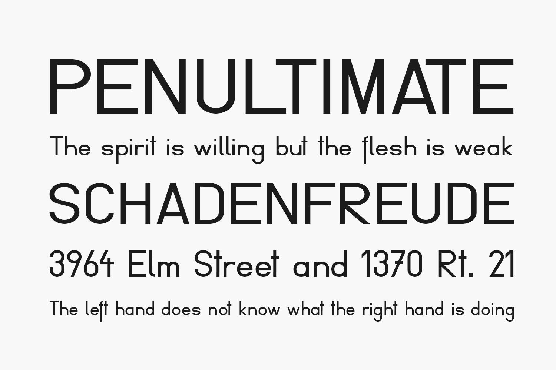 Fibel Vienna Free Font