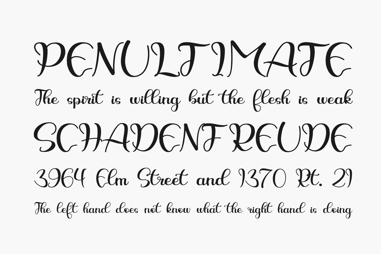 Firstlove Free Font