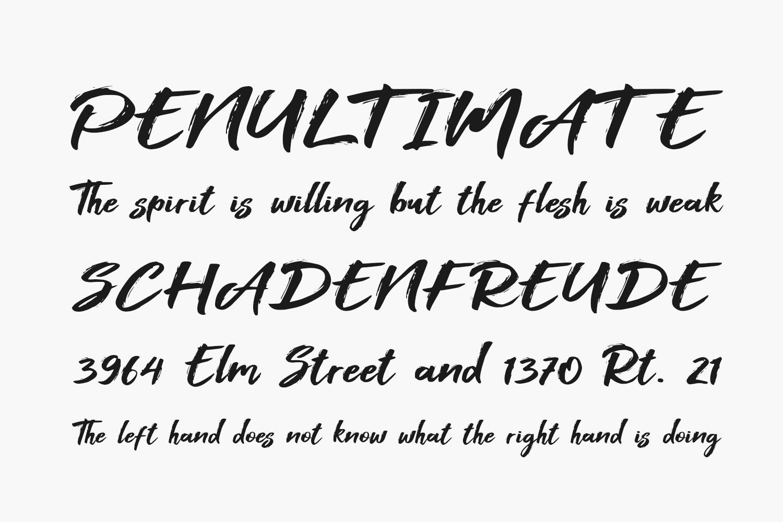 Foxlite Script Free Font