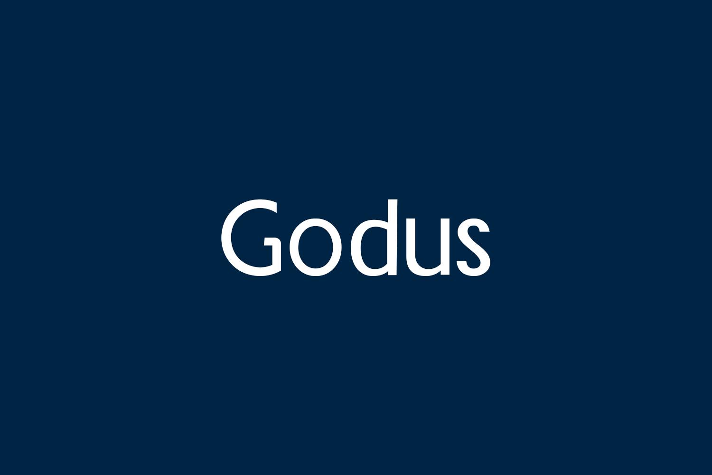 Godus Free Font