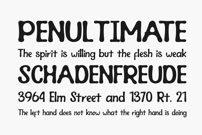 Joy Days Free Font
