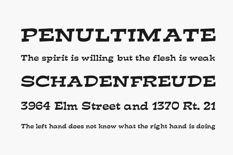 Mirisch Free Font