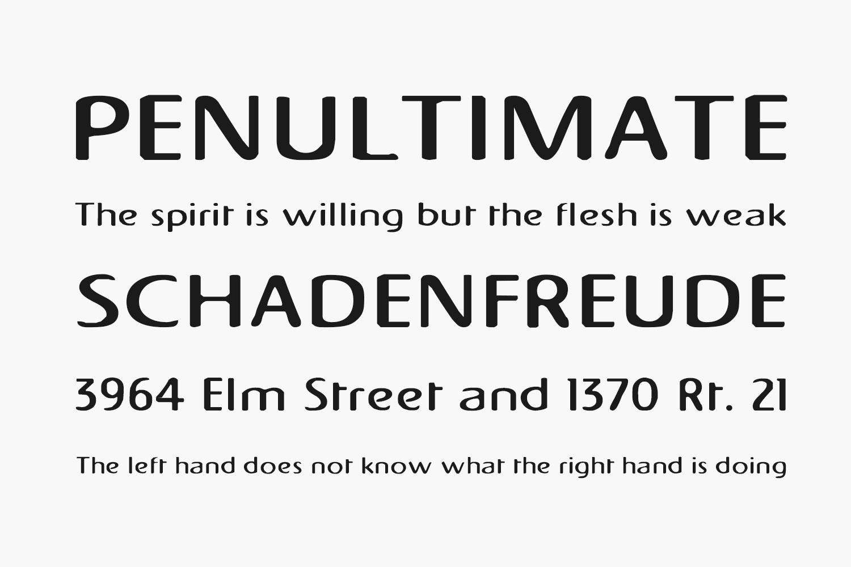 Napapiiri Free Font