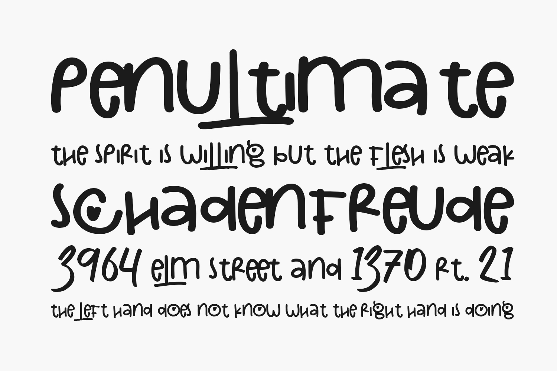 Olivia Free Font