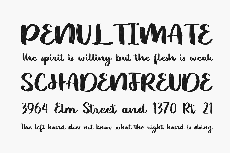 Omniface Free Font