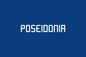 Poseidonia Free Font
