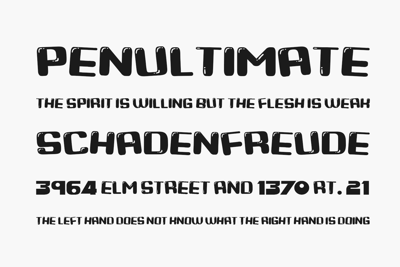 Remake Free Font