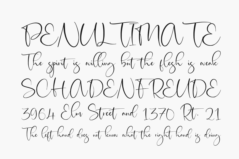 Sisterli Free Font