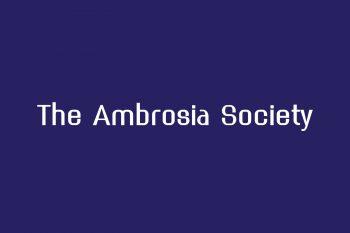 The Ambrosia Society Free Font