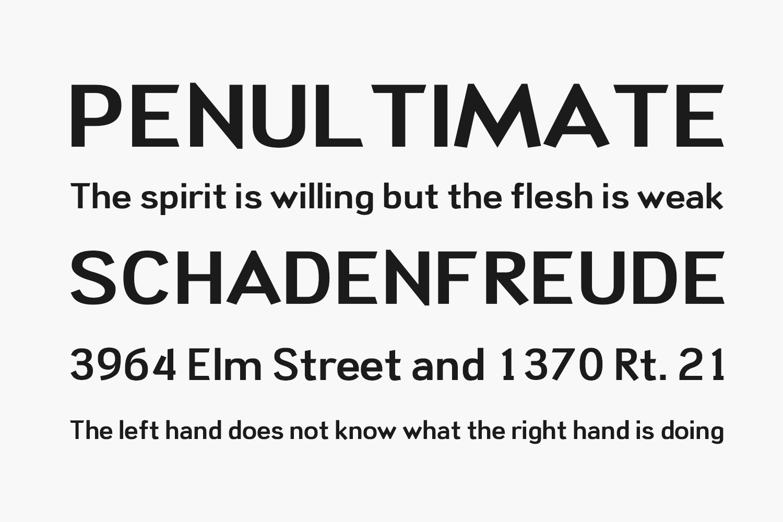 Tin Doghouse Free Font