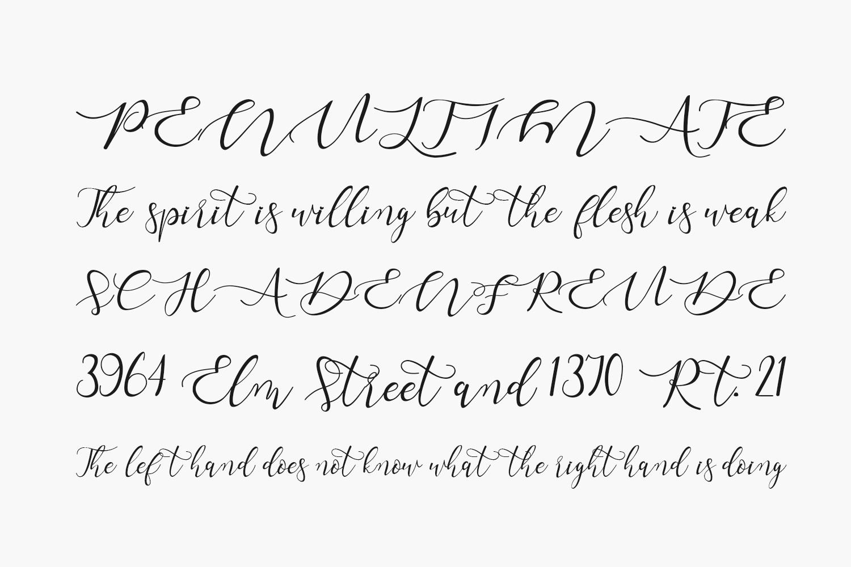 Anastasia Free Font