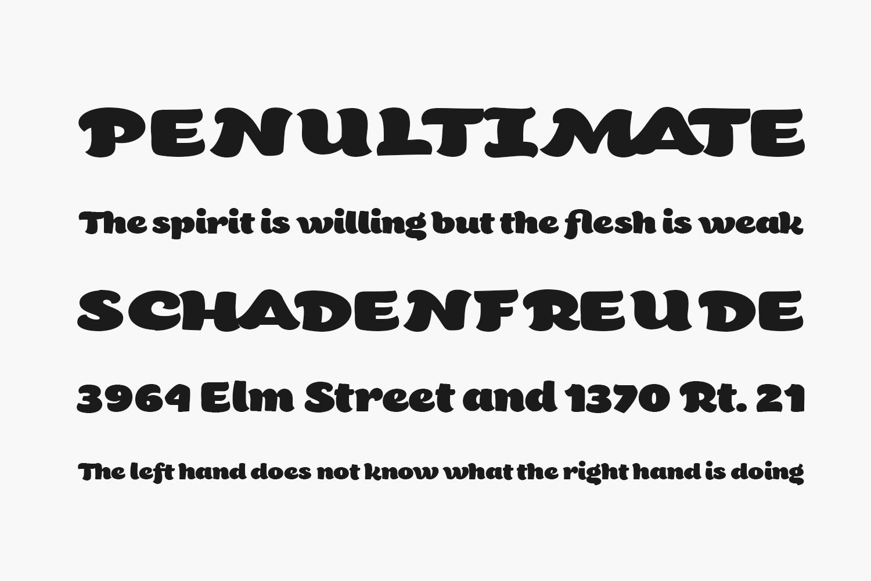 Bigfat Script Free Font