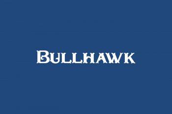 Bullhawk Free Font