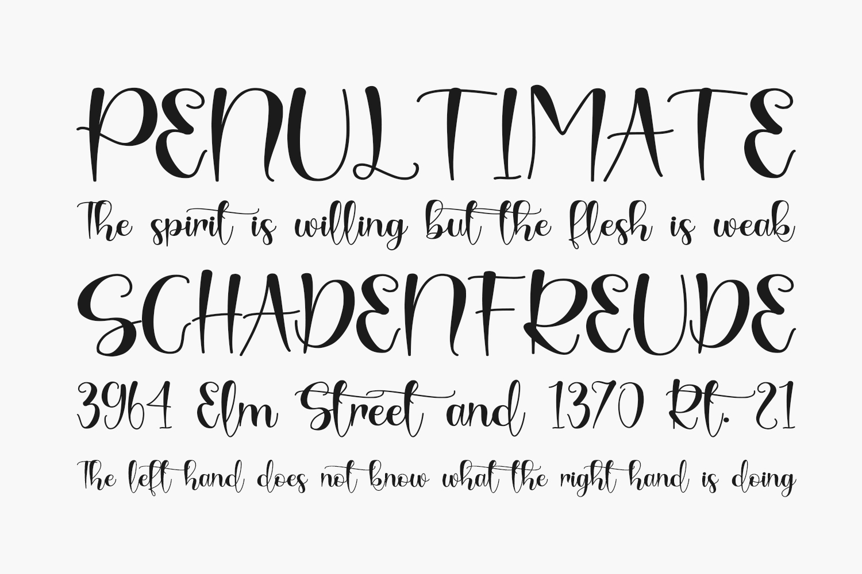 Bunnyheart Free Font