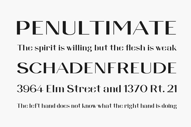 Domestika Free Font
