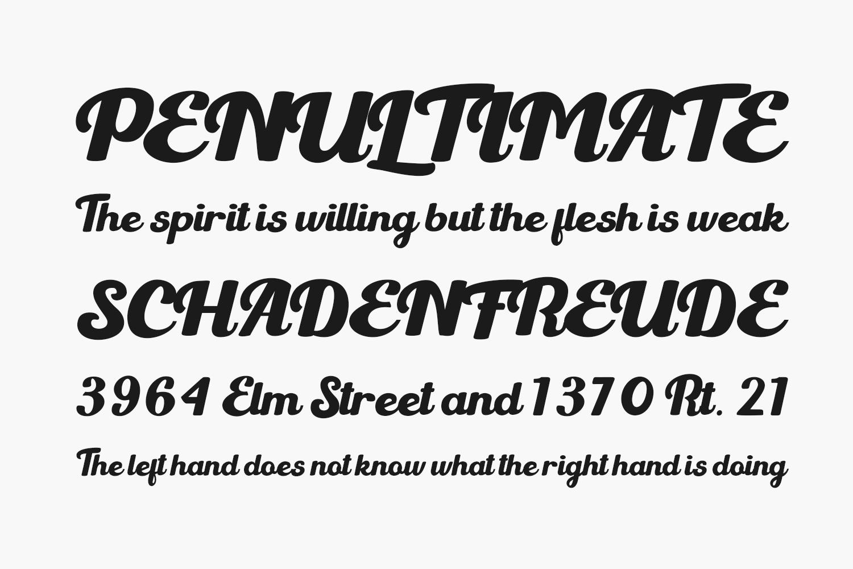 Light Beach Free Font
