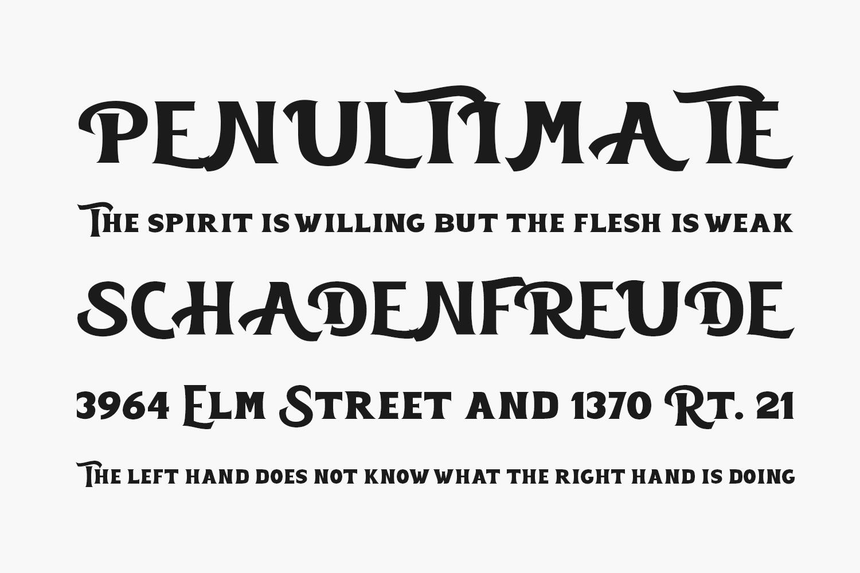 Marvelan Free Font