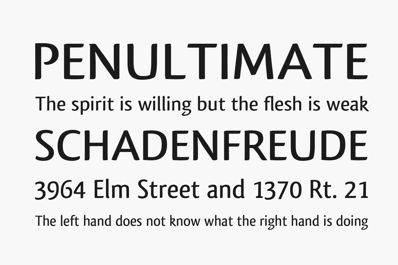 Qlassik Free Font