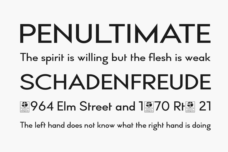 Typo Formal Free Font